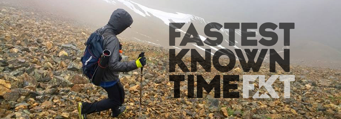 Fastest Known Time - FKT