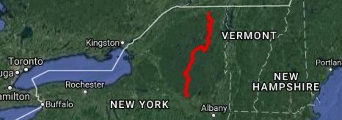 Trans Adirondack Route: Better You Than Me | Fastest Known Time