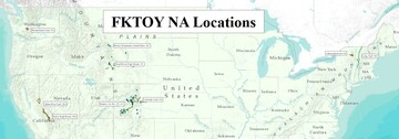 FKTOY NA Locations Map