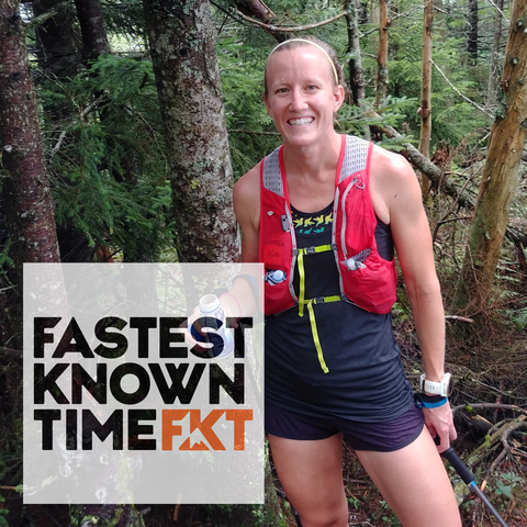 Alyssa Godesky Long Trail FTK Fastest Known Time podcast