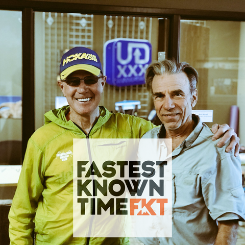 FKT Podcast - David Horton - Fastest Known Time