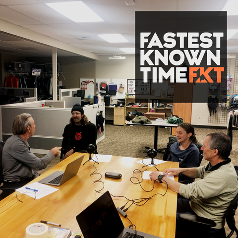 FKT Podcast - 2018 Wrap-up with Anton Krupicka, Clare Gallagher, and Peter Bakwin