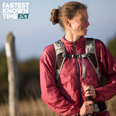 Jennifer Pharr Davis - FKT Podcast