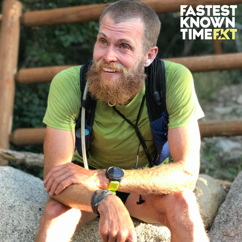 Luke Nelson - Fastest Known Podcast