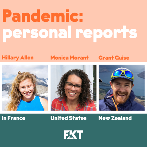 Pandemic: Personal Reports - Fastest Known Time