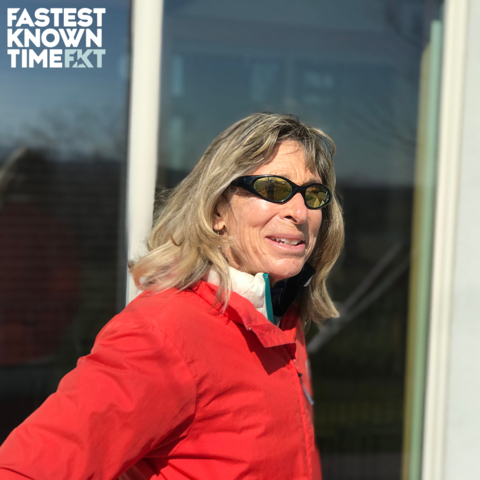 Beth Bennett - Fastest Known Time