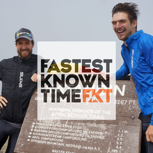 Karel Sabbe & Joren Biebuyck - Fastest Known Time