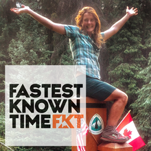 FKT Podcast - Heather Anish Anderson
