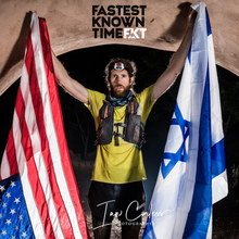 FKT Podcast - Mike Wardian - Israel National Trail FKT