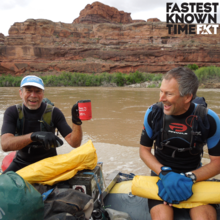Buzz Burrell & Peter Bakwin - FKT Podcast
