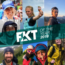 FKT of the Year 2019 #3-#5 collage