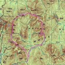 Pemi Loop Map