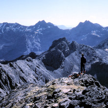 Cuillin Main Ridge