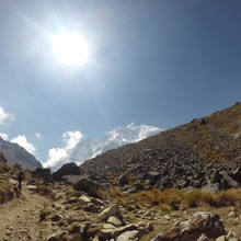 Salkantay Inca Trail, photo by Tyler Andrews