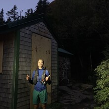 Jordan Fields - White Mountains Hut Traverse (NH)