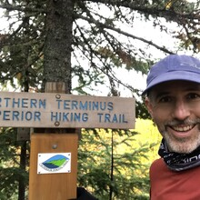 Jeff Rauenhorst - Superior Hiking Trail (MN)