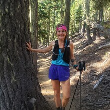Emily  Halnon - Pacific Crest Trail through OR (OR)