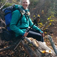 Kelly Kautz - Kekekabic Trail (MN)