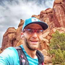 Giff Walters - Big Dominguez and Little Dominguez Canyon Loop (CO)