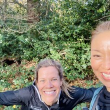Miki Neant, Kelly Willis -  Epping Forest Centenary Walk (United Kingdom)