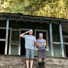 Nancy East, Chris Ford - Great Smoky Mountains National Park 900 (NC, TN)