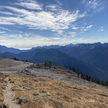 Isaiah Hemmen - Constance Pass Loop (Olympic National Park, WA)