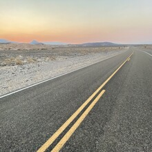 Roland Banas - Death Valley N-S Crossing (CA)