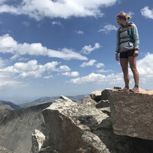 Kelly Halpin - Granite Peak (MT)