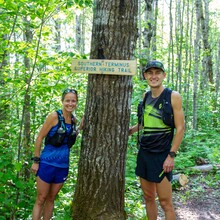 Cody Lind, Brittany Peterson - Superior Hiking Trail (MN)
