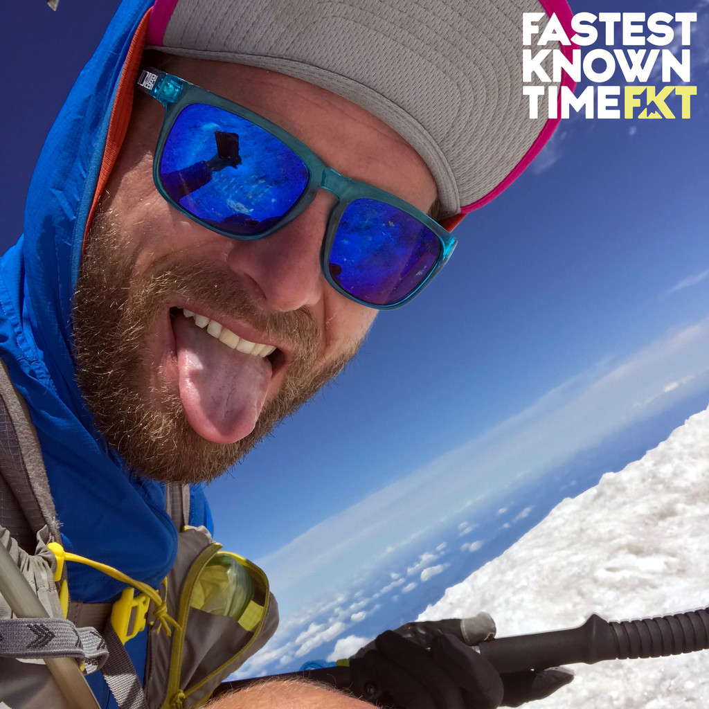 Jason Hardrath - Fastest Known Time