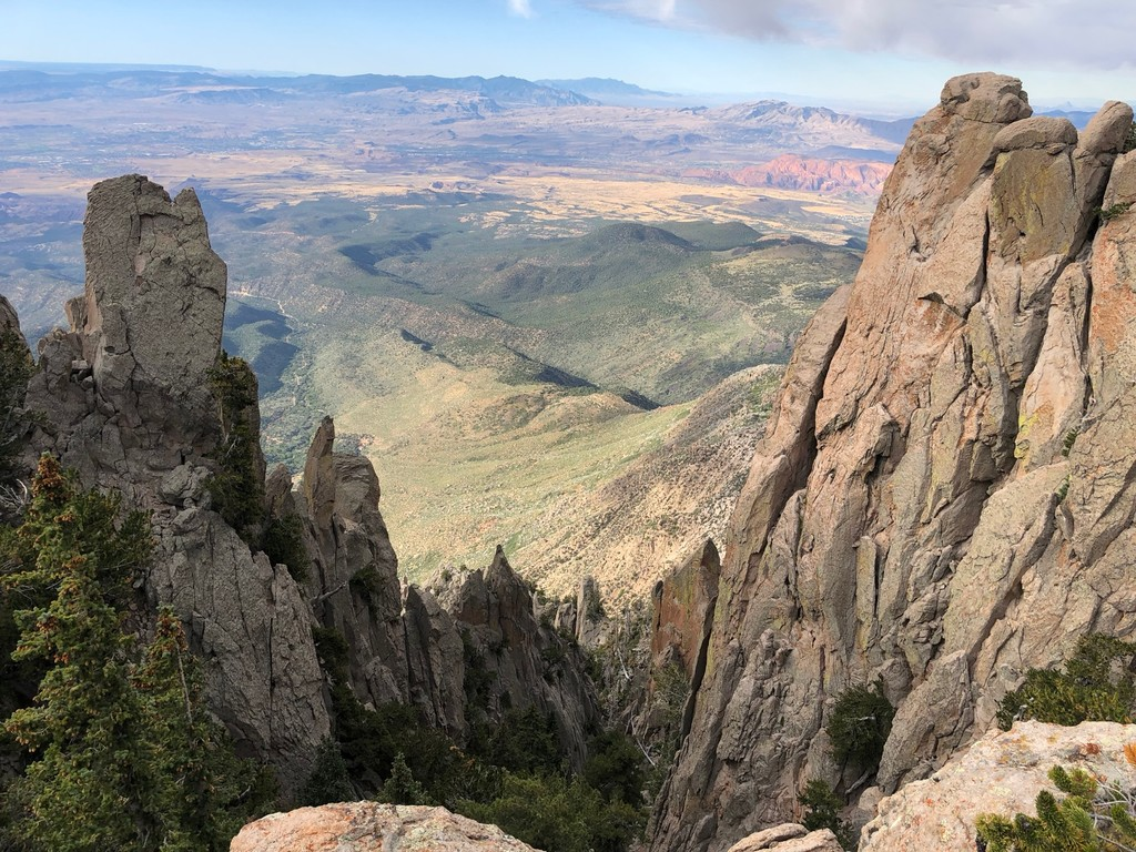Pine Valley Summit Trail Traverse (UT)   Fastest Known Time