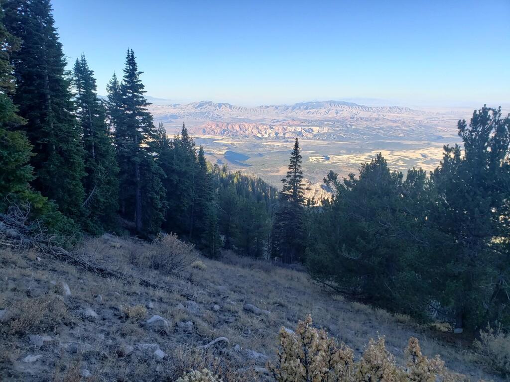 Paul Washburn - Pine Valley Summit Trail Traverse (UT ...