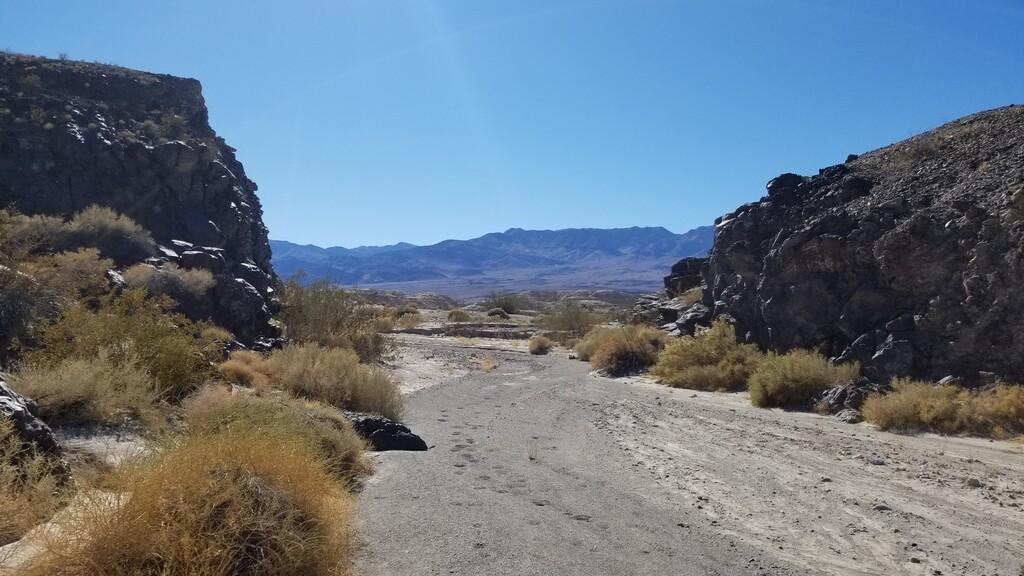 Sarah Estrella - Death Valley N-S Crossing (CA) - 2021-02 ...