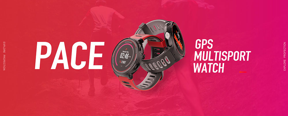 Coros Pace GPS sport watch