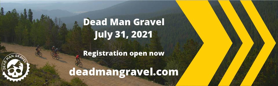 Dead Man Gravel race, July 31, 2021